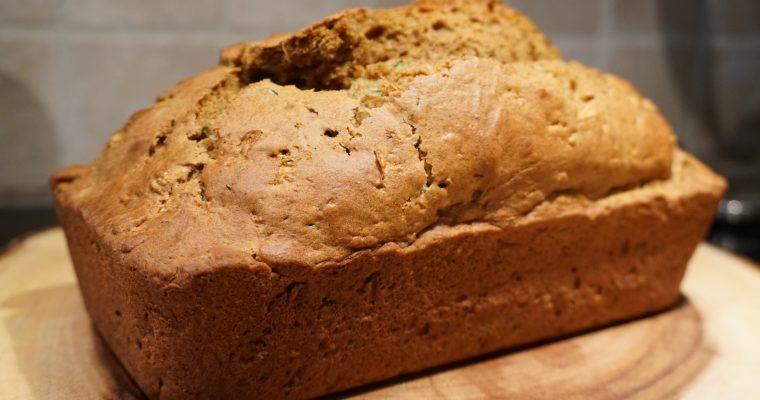 Harvest Moon Pumpkin Zucchini Bread
