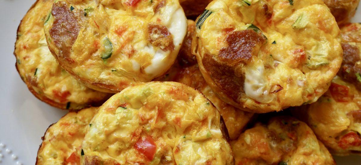 Eggsellent Breakfast Bites