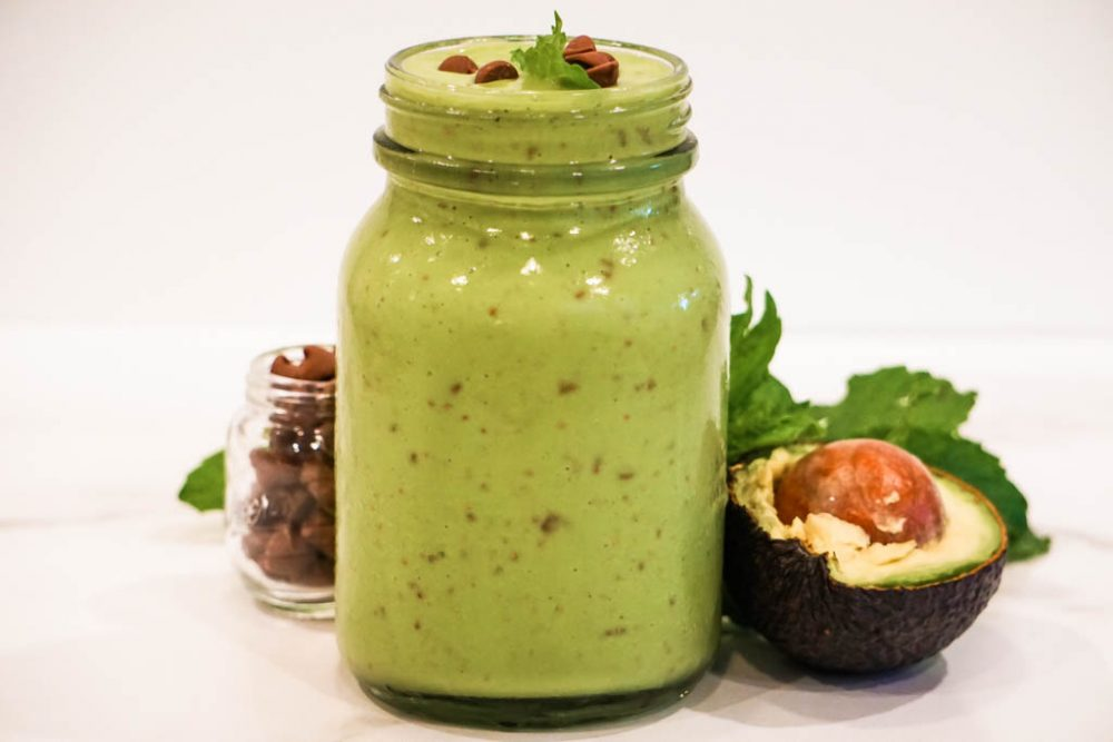 A picture of a Green Smoothie