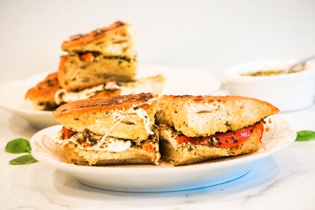 Caprese Grilled Sandwich